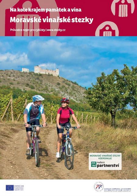 Průvodce Moravskými vinařskými stezkami - ke stažení